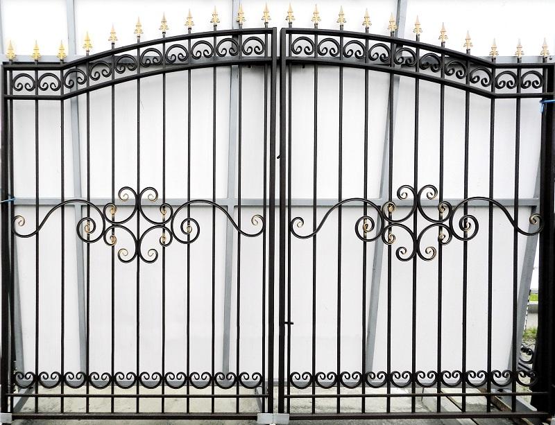 цены на кованые элементы на ворота